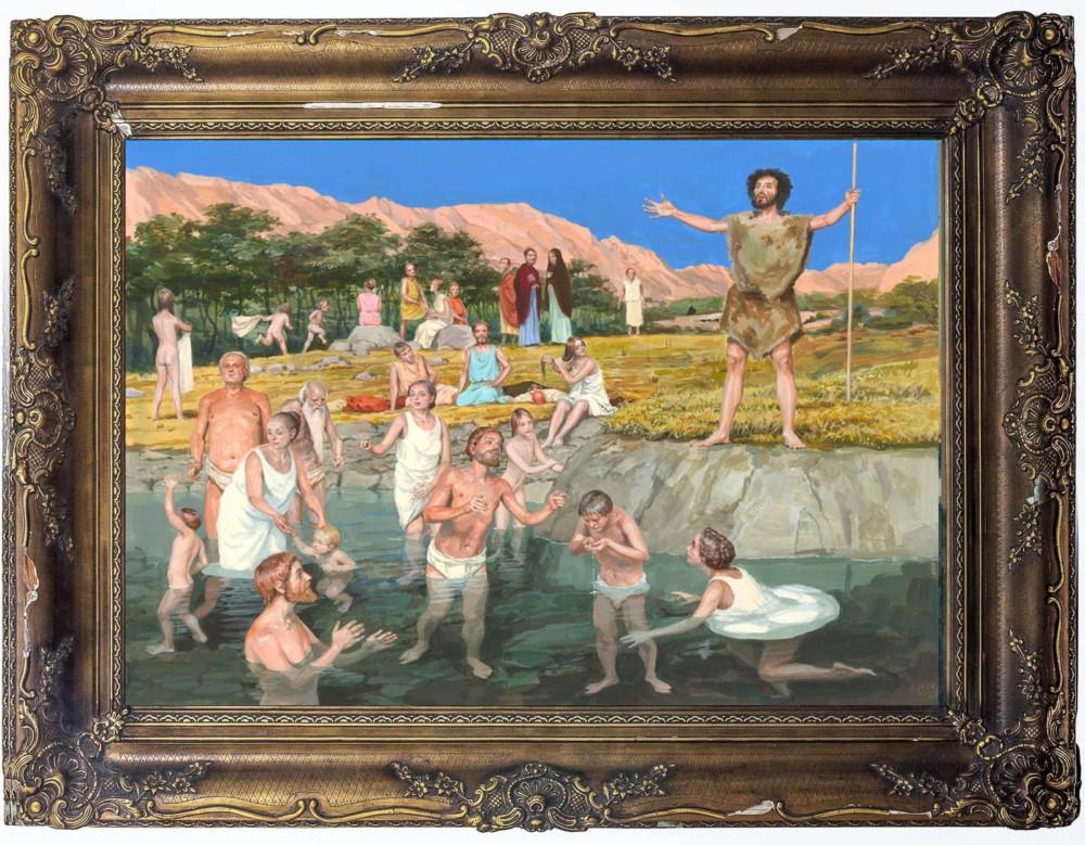 Купить картину с религиозным сюжетом