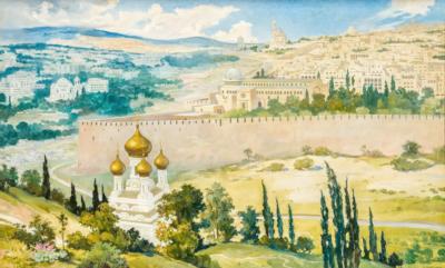 Картина «Иерусалим»