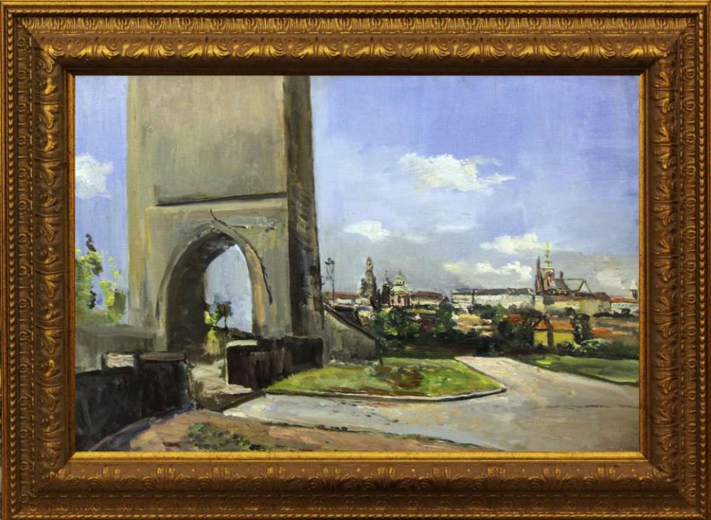 №8 Картина «Прага»
