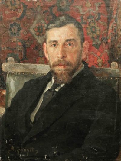 Картина «Мужской портрет»
