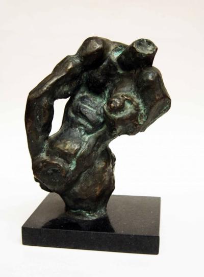 Бронзовая скульптура Эрнста Неизвестного