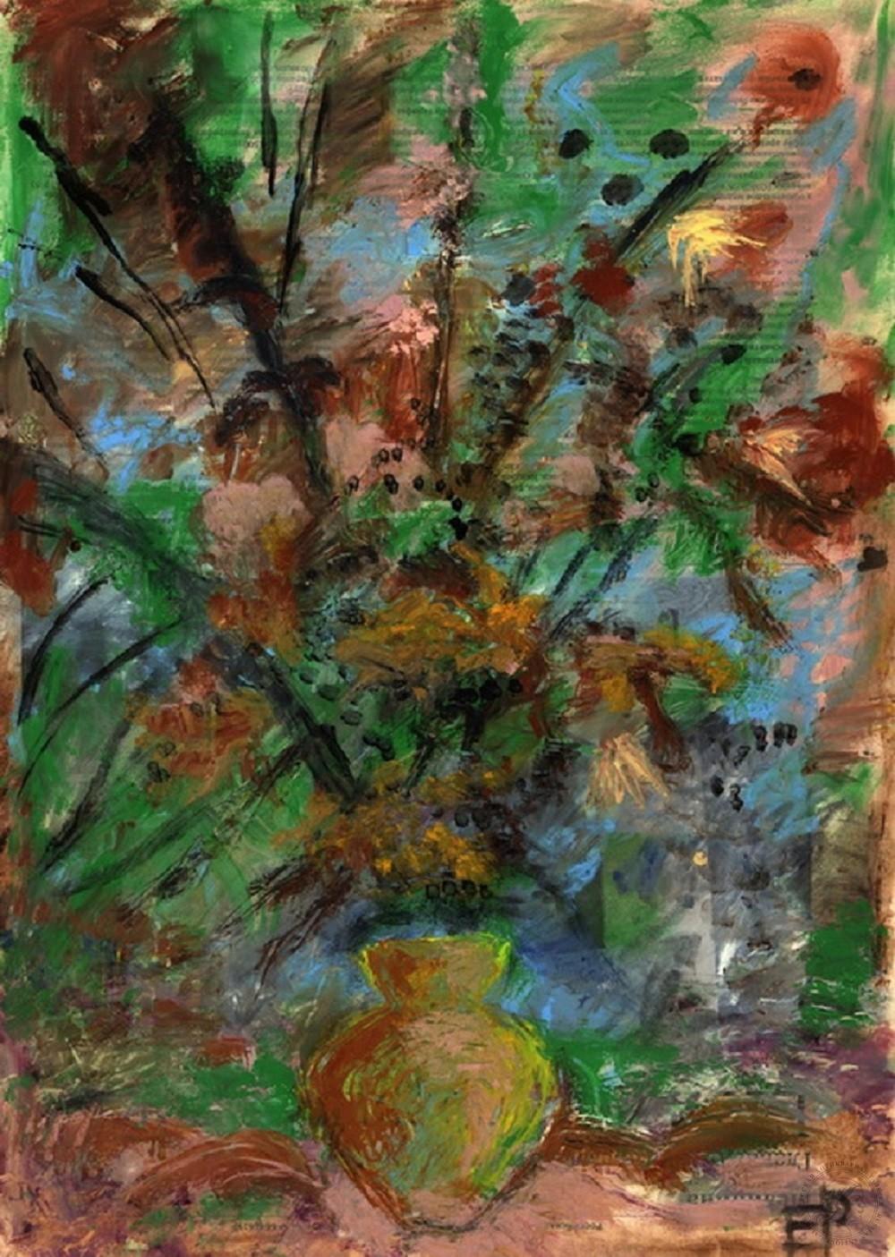 №2 Картина «Букет в вазе»