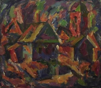 Картина «Переяславль-Лето»