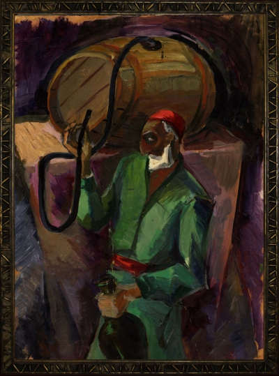 Картина «Винодел. Ереван»