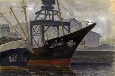 Рисунок «Порт»