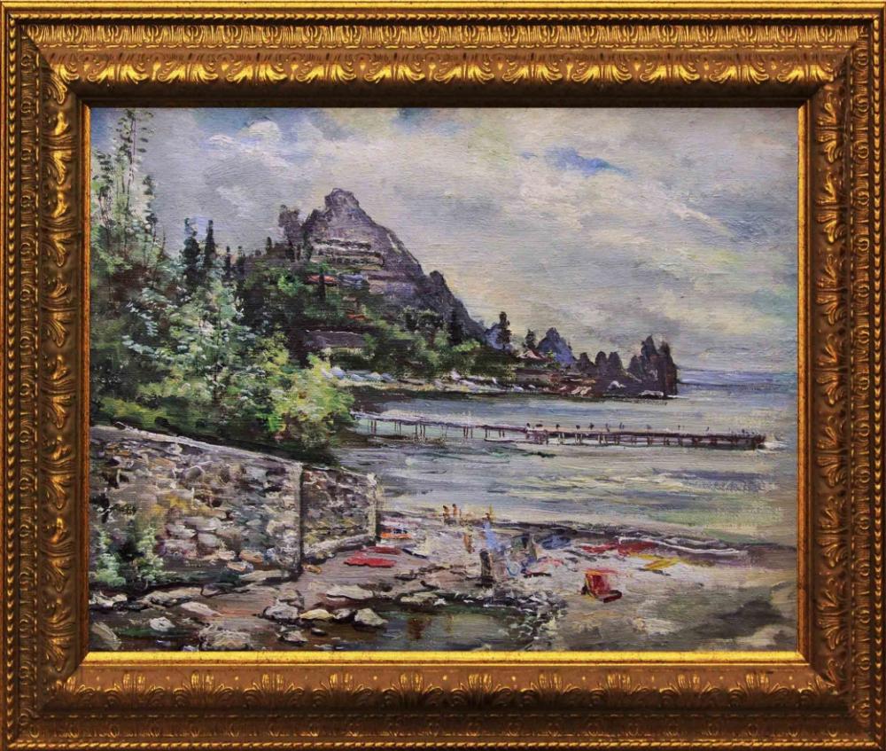 №7 Картина «Крым»