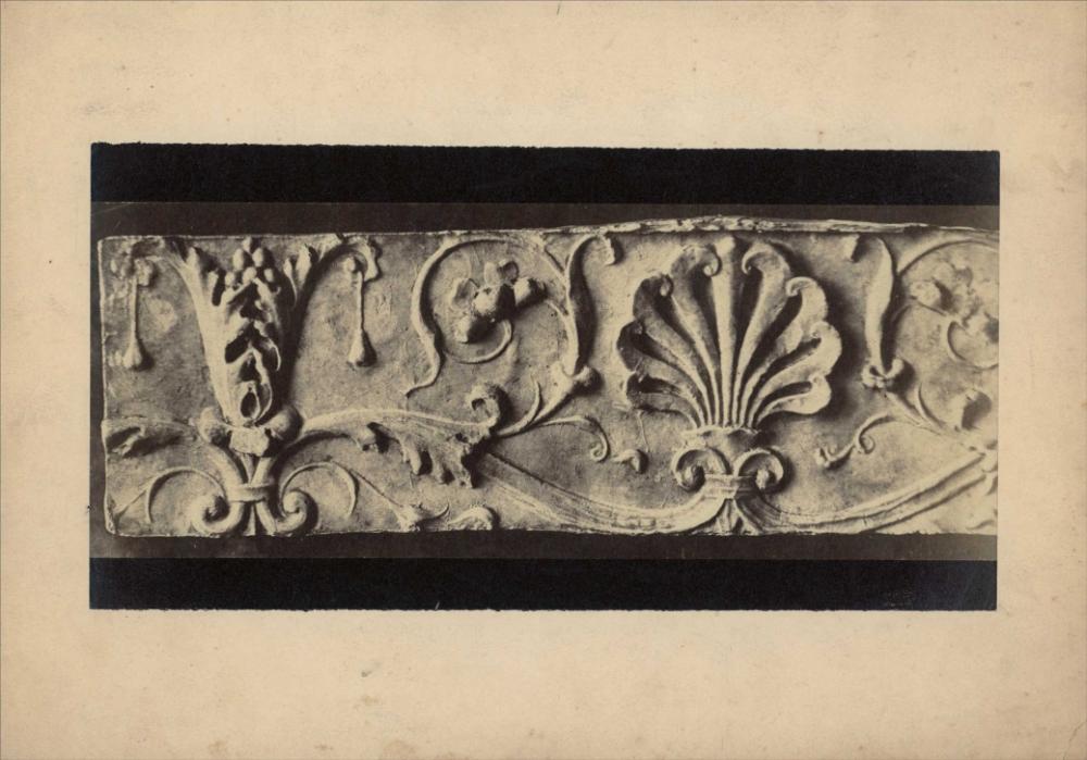 №31 Старинная фотография «Архитектурные элементы»
