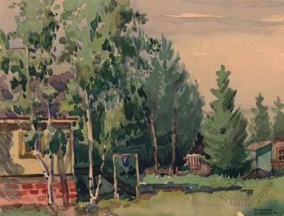 Рисунок «Загорянка»