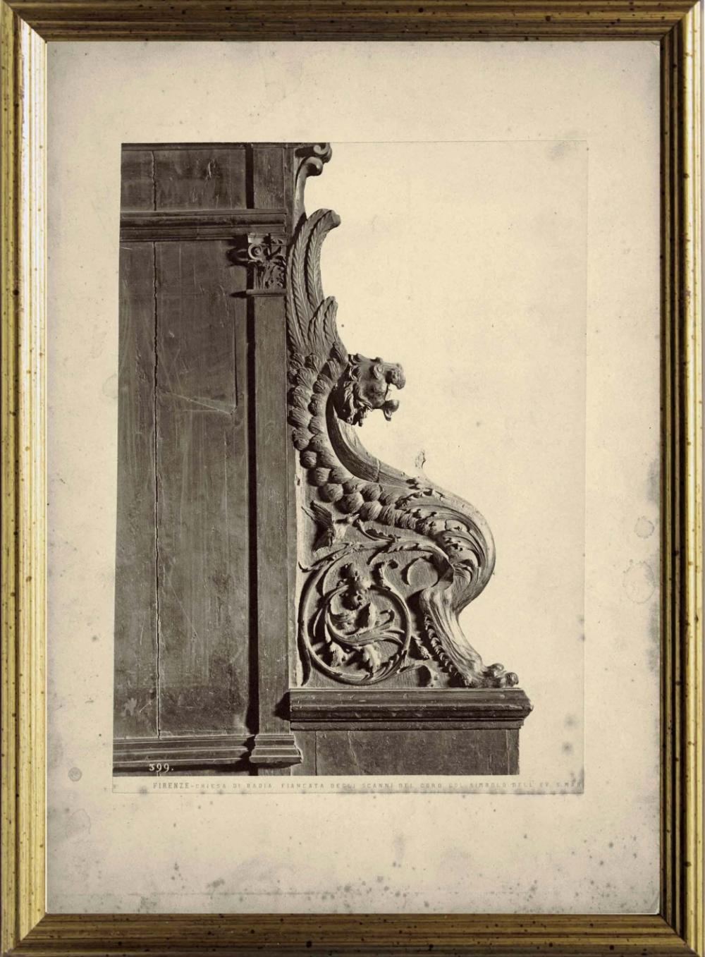 №52 Старинная фотография «Архитектурные элементы»