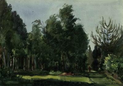 Рисунок «Рублёво»