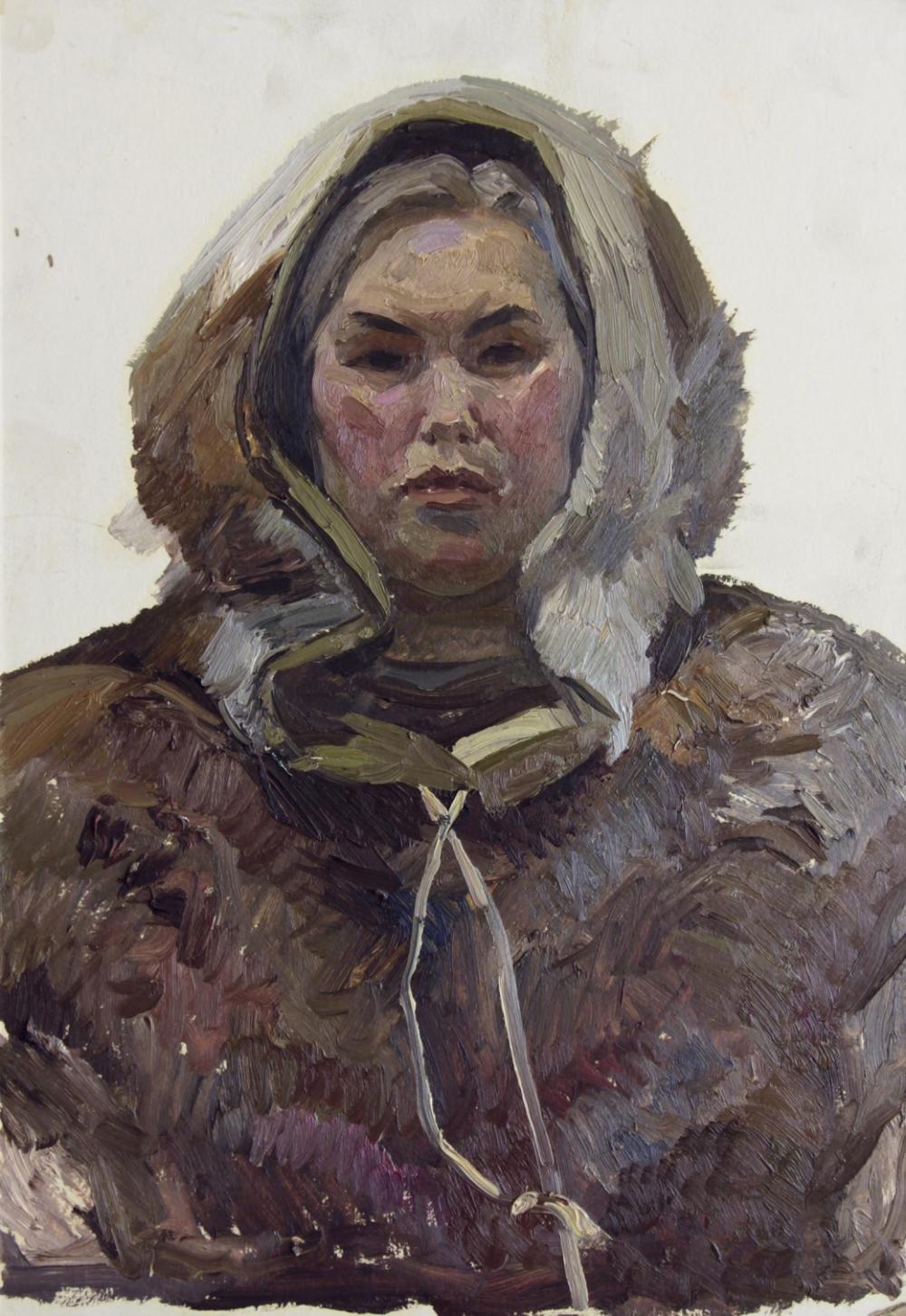 Картина «Портрет Чукчи»