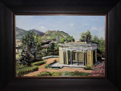 № 20 Картина «Дом Музей Сталина. Гори»
