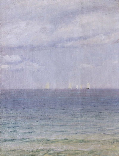 Морской пейзаж Дубовской
