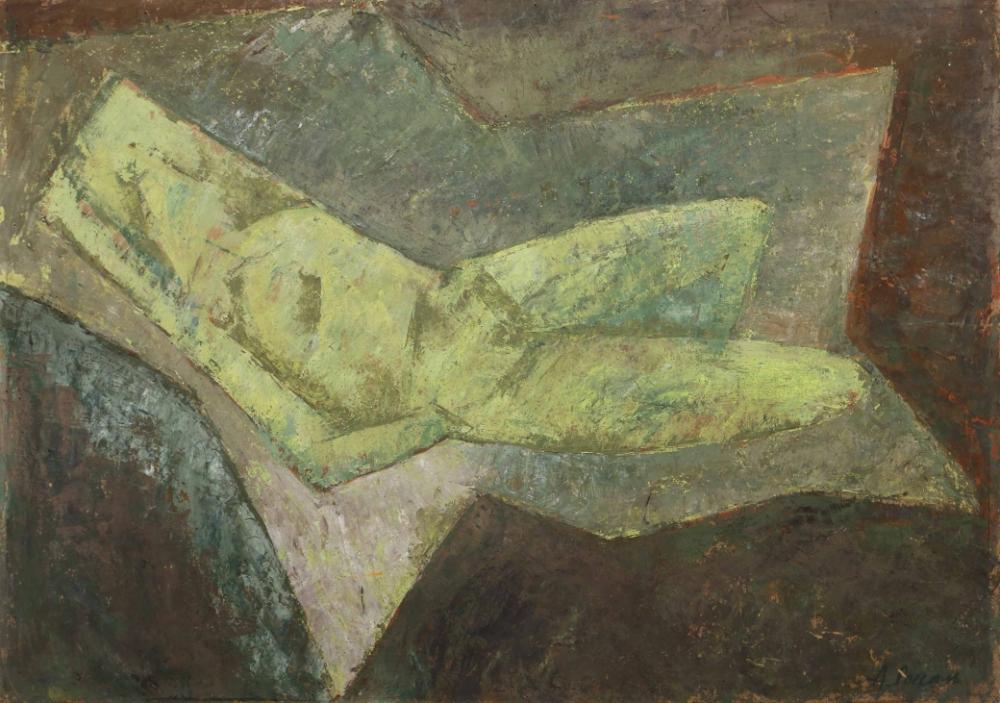 Картина «Саламбо»