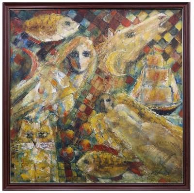 Картина «Побег»