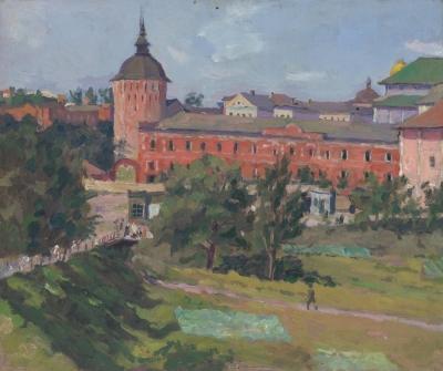 Пейзаж «Сергиев Посад»