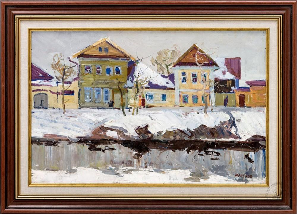 Картина «В городе Торжке»