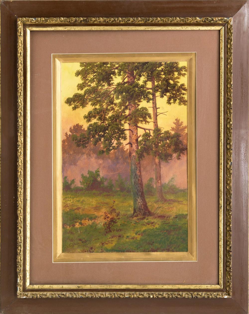 Картина «Сосновый бор»