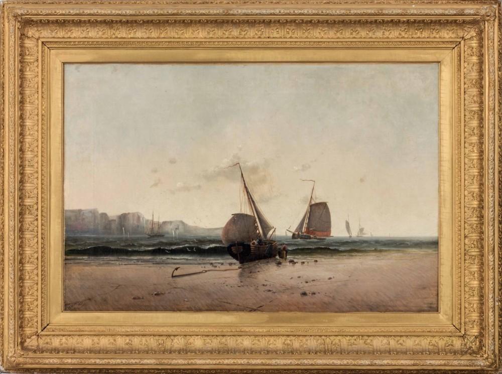 Краткая история морского искусства