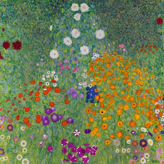 Аукционная неделя в Лондоне и новый ценовой рекорд на цветочные пейзажи Густава Климта