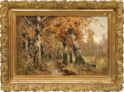 Оболенский. Осень
