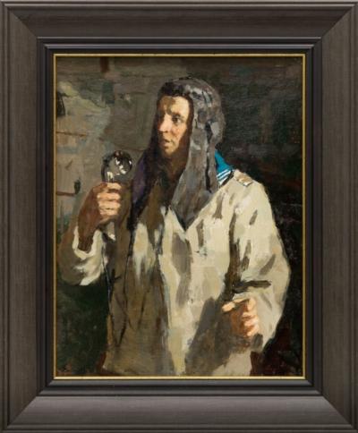 Картина «Связист»