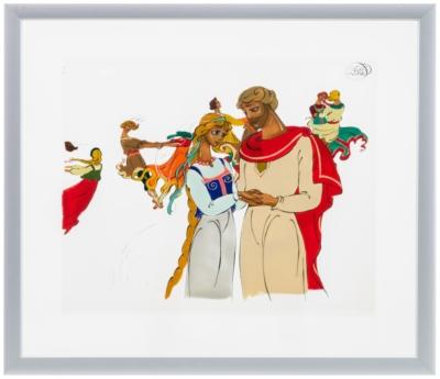 Фаза из мультфильма «Синеглазка»