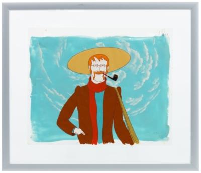 Фаза из мультфильма «Контакт»