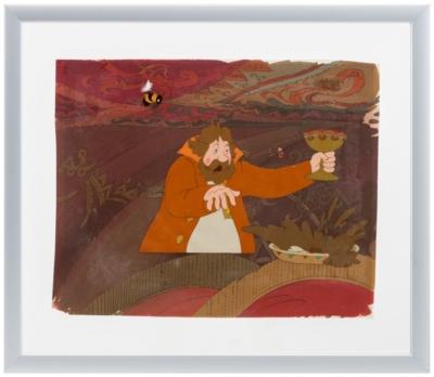 Фаза из мультфильма «Сказка о Царе Салтане»
