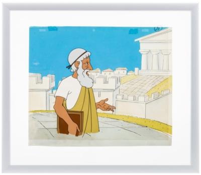 Фаза из мультфильма «Коля, Оля и Архимед»