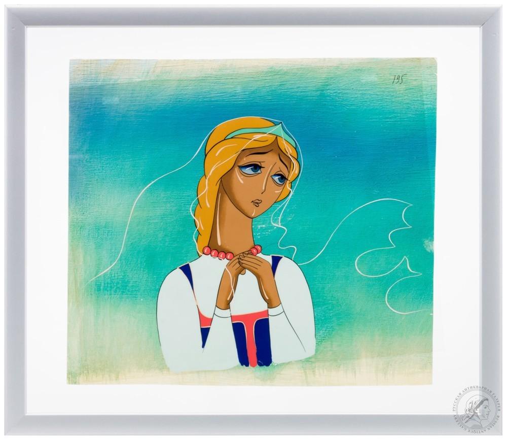 Фаза из мультфильма «Синеглазка»(3)