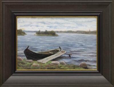 Картина «На Онежском озере»