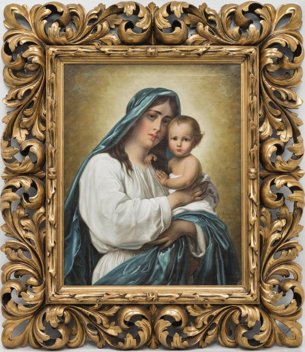 Религиозная историческая живопись