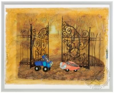 Фаза из мультфильма «Дорожная сказка»