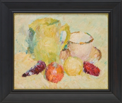 Картина «Натюрморт с желтым кувшином»