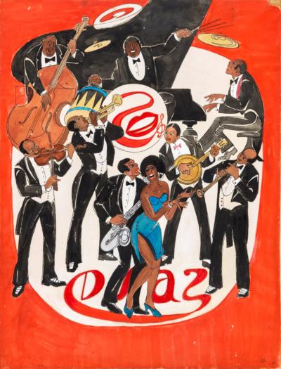 Рисунок «Джаз»