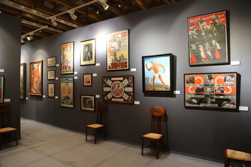 Участие в салонах и выставках