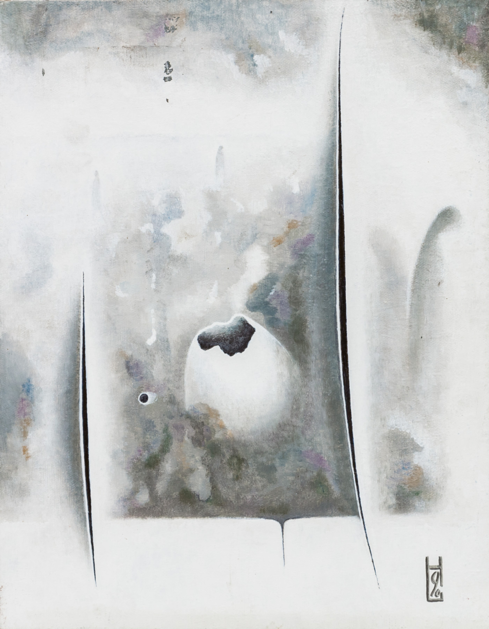 Картина «Яйцо»