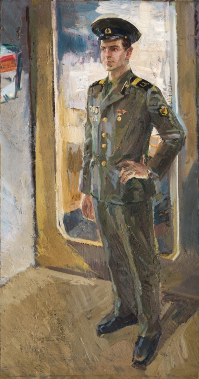 Картина «Старший сержант»