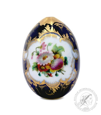 Пасхальное яйцо «Букет»