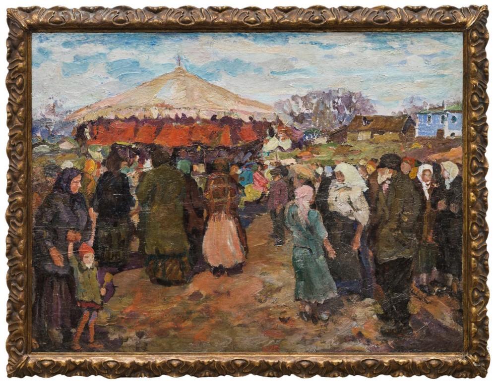 Картина «Ярмарка»
