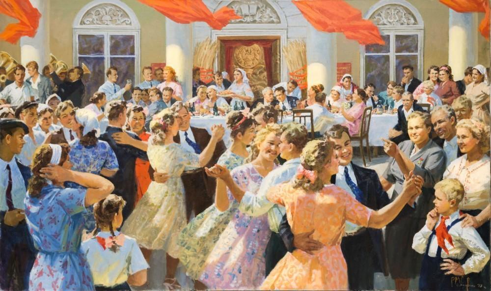 Картина «Свадьба»