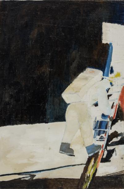 Картина «На луне»