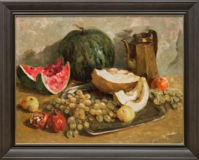 Картина «Натюрморт c фруктами»