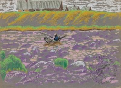 Рисунок «Рыбалка»