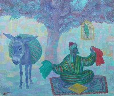 Картина «Факир»