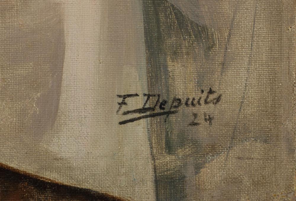 Картина «Натюрморт на смятой скатерти»