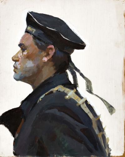 Фролов Портрет моряка