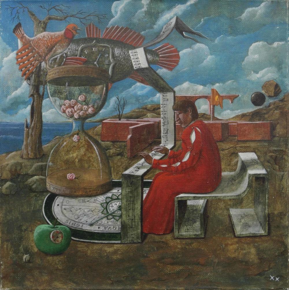 Картина «Парацельс»