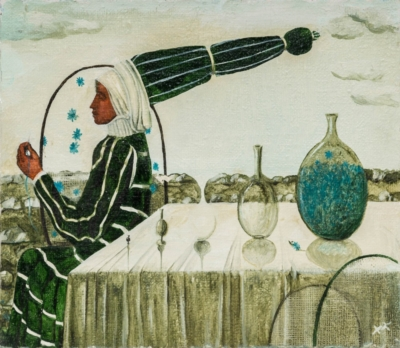 Картина «Кружевница»